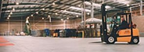 Polyurethane Cement Floor Systems Industrial Flooring
