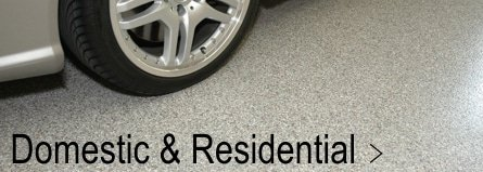 Dpmestic and residential Garage Flooring