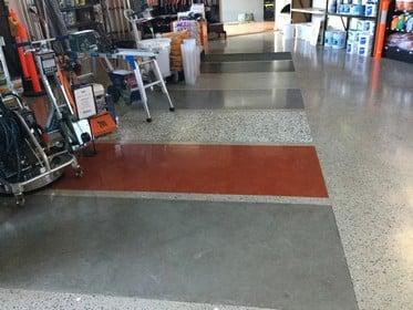 Showroom Floor Concrete Floor Coatings Maroochydore