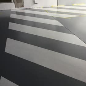 Floortec Carpark Linemarking