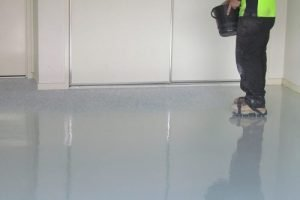 Floortec Seamless Flooring 4