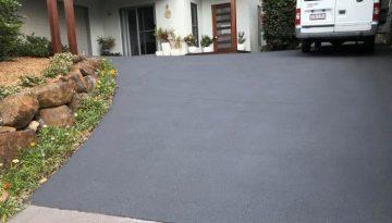 Buderim Nyes driveway (2)